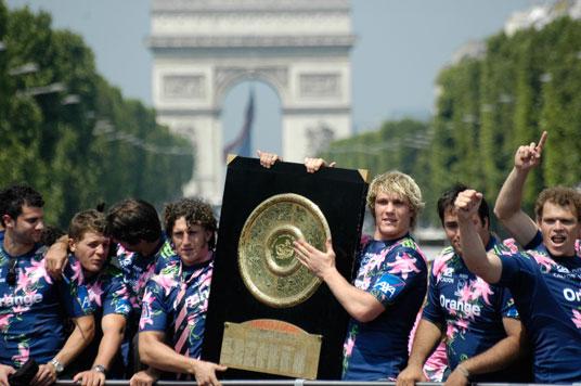 Stade Français Paris  VS  Clermont auvergne 07060910
