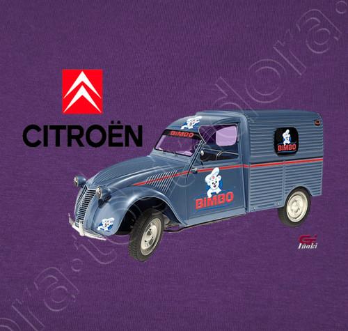 Photos et cartes postale 2cv camionnette  - Page 4 Citroe12