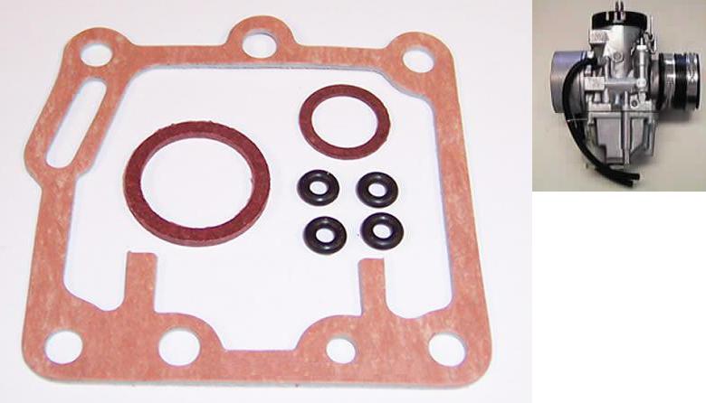 Pieces pour carburateur Amal MK2 pour Montesa et autre Joints10