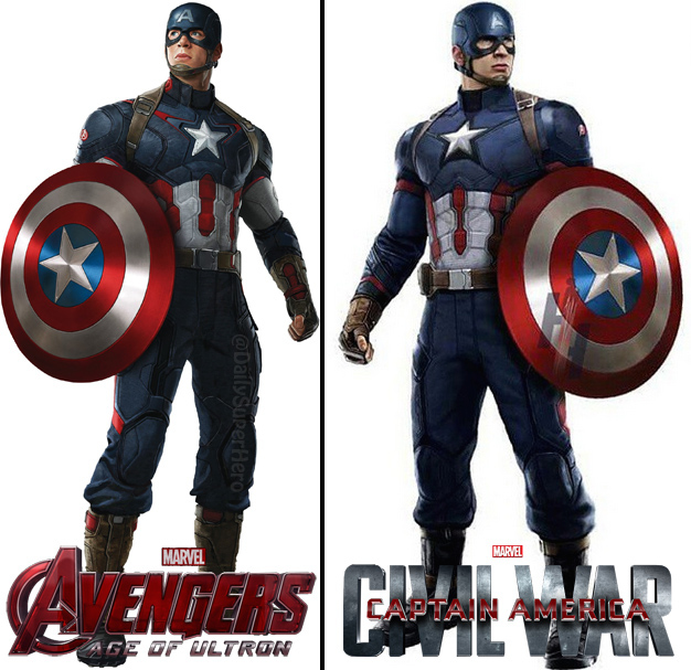 [Marvel] Captain America : Civil War (2016) - Page 6 Tumblr21