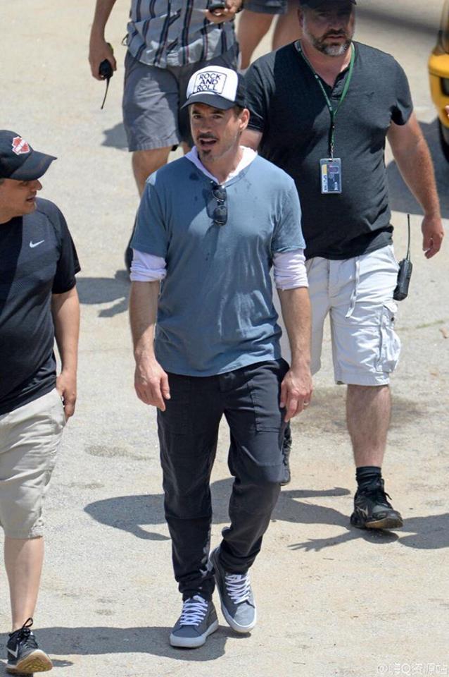 [Marvel] Captain America : Civil War (2016) - Page 6 Tumblr24