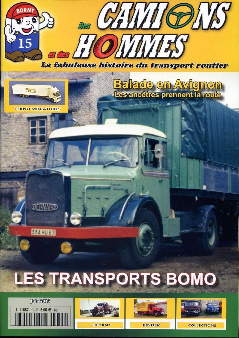 Des Camions et des Hommes N°15 Nous5110