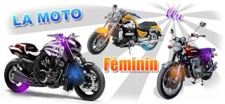 presentation du forum La Moto Au Feminin Header11