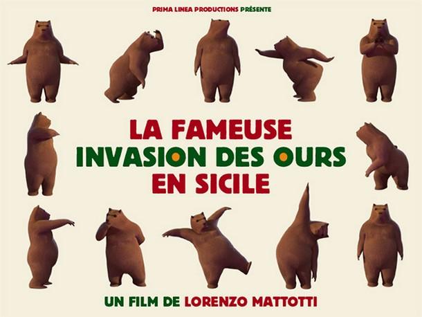 LA FAMEUSE INVASION DES OURS EN SICILE - Prima Linéa Invasi10
