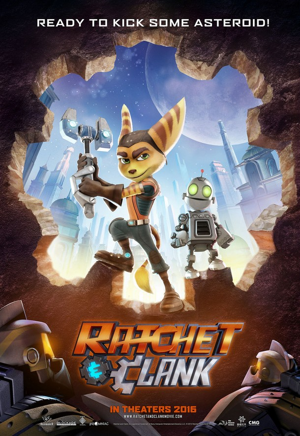 RATCHET AND CLANK MOVIE - Rainmaker/Blockade - 2015 Ratche11