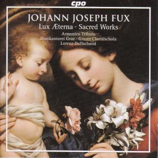 Johann Joseph Fux (1660- 1741) Cover16