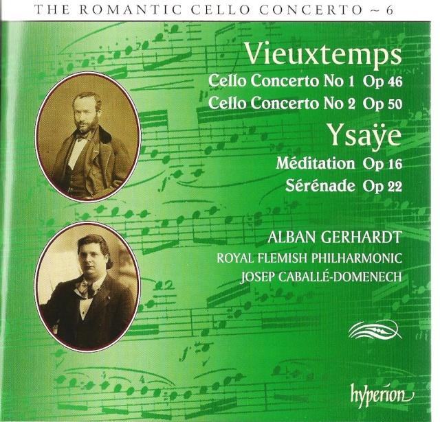Henri Vieuxtemps (1820-1881) Front10