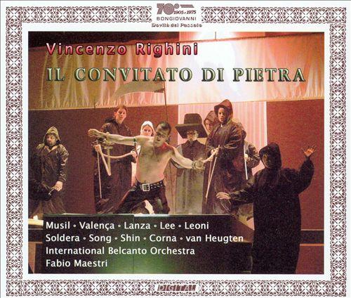 IL CONVITATO DI PIETRA, le mythe de Don Juan par RIGHINI Rihini10