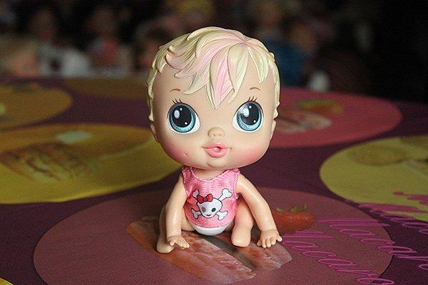 Ma petite Crib Life Hasbro Crib0110