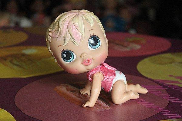 Ma petite Crib Life Hasbro Crib0210
