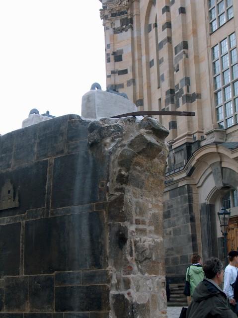 Le bombardement de Dresde. Frauen12