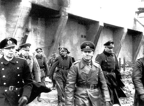 Saint Nazaire avant-après Rommel10