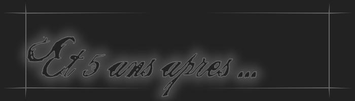 Et 5 ans après ... Logo10