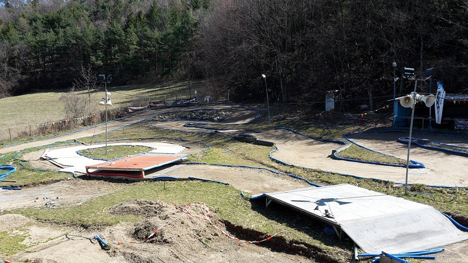 Modification de la piste de Gap pour la course du 07/06 11013610