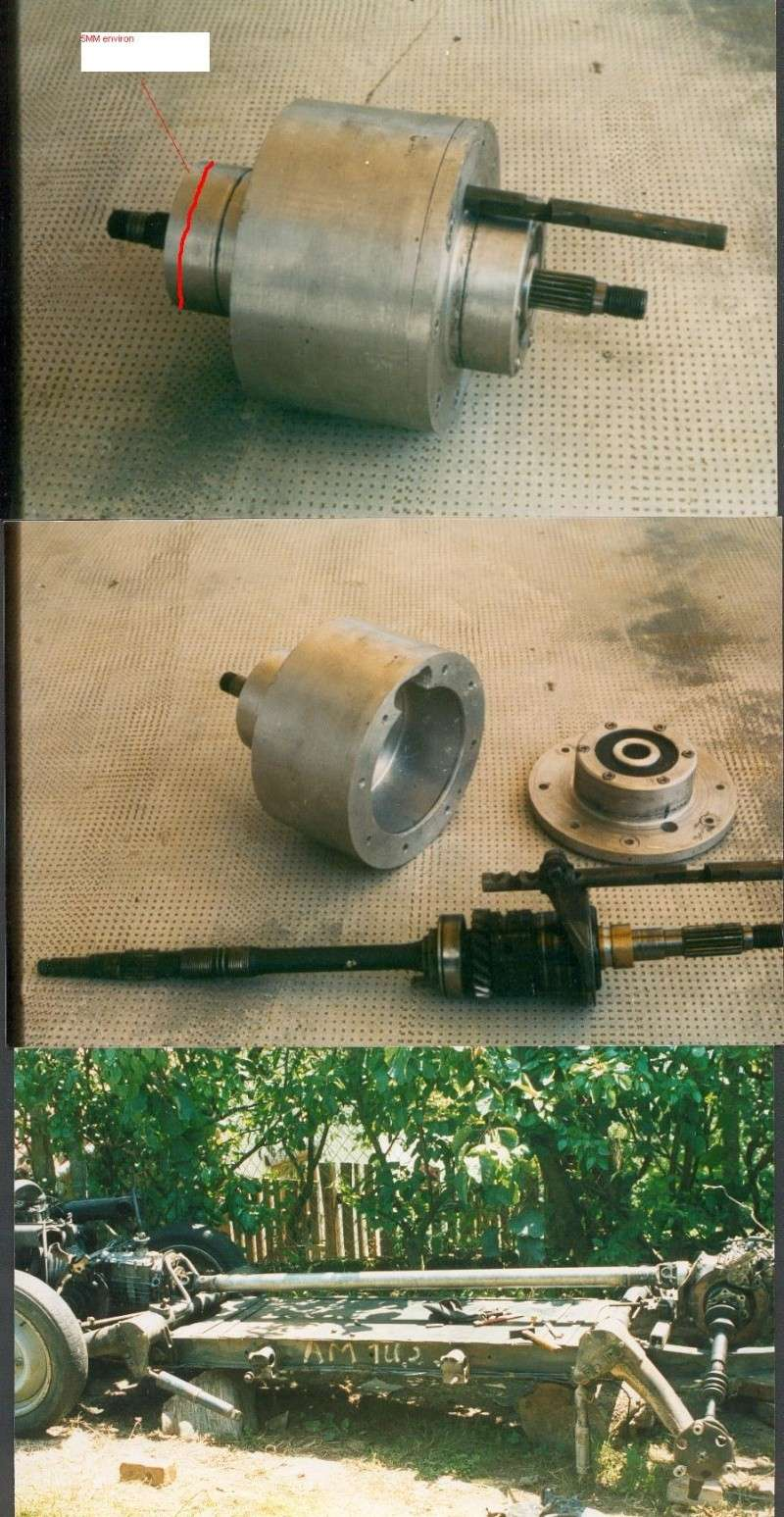 ma première restauration quand j'avais 19 ans (je suis aussi fan des grosses cylindrées americaines) Crabot11