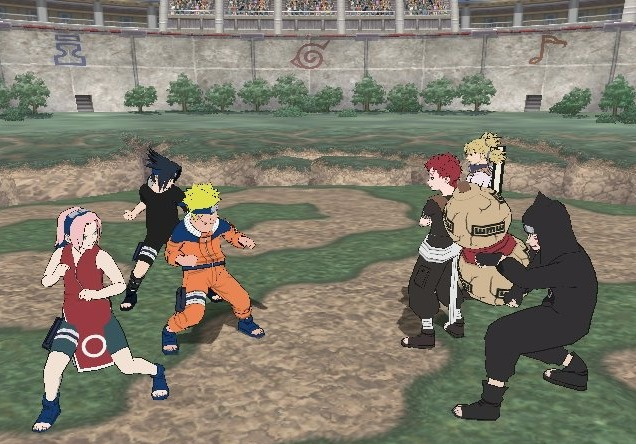 naruto ultimate ninja 2 Nnh2p213