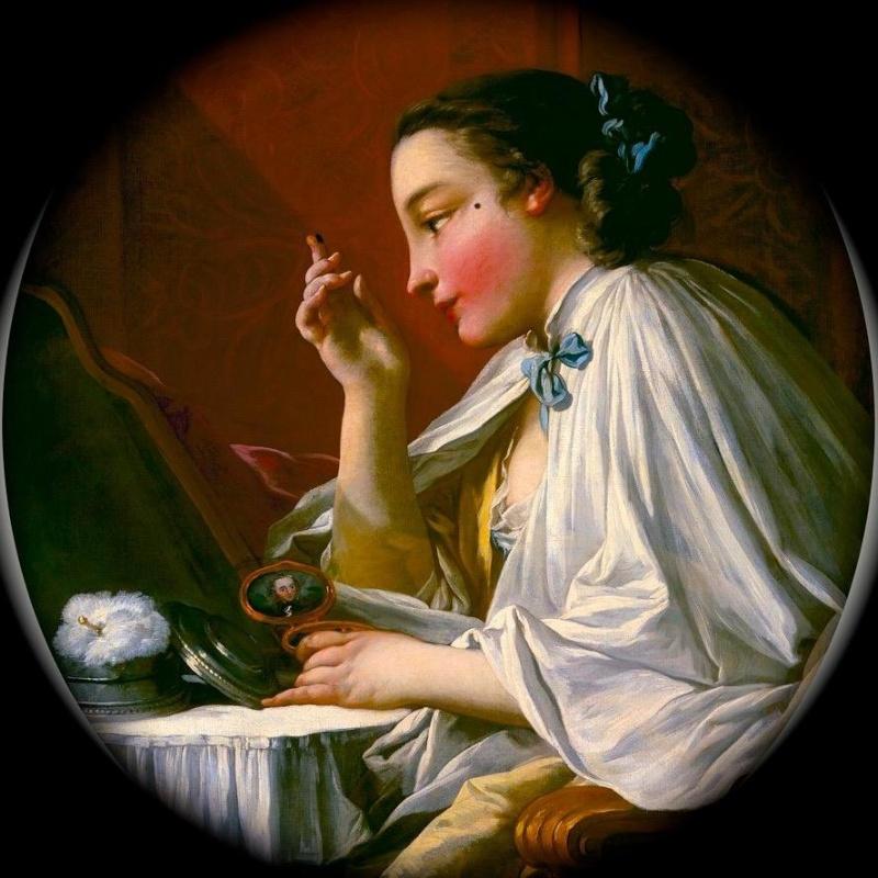 Soins de beauté, maquillage, et mouches au XVIIIe siècle - Page 2 11377310