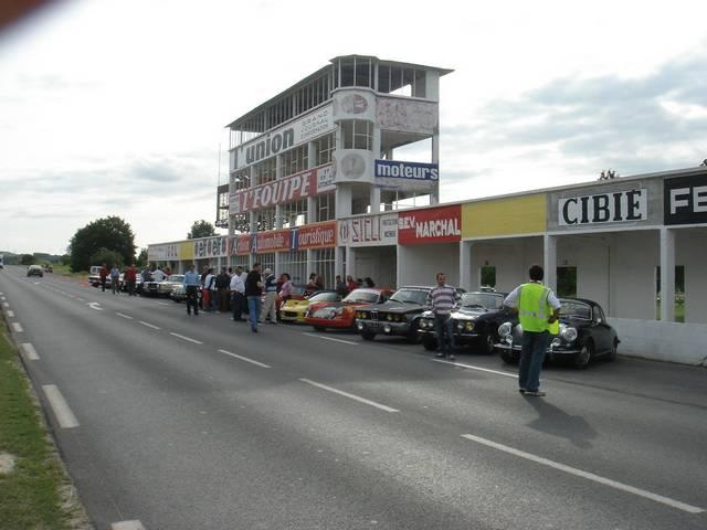 Circuit de Gueux, Gueux, Champagne-Ardennes, France Tribun10