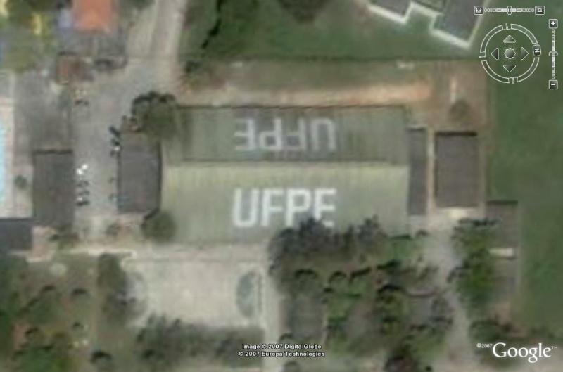 """""""UFPE"""", Apipucos - Brésil Ufpe_210"""