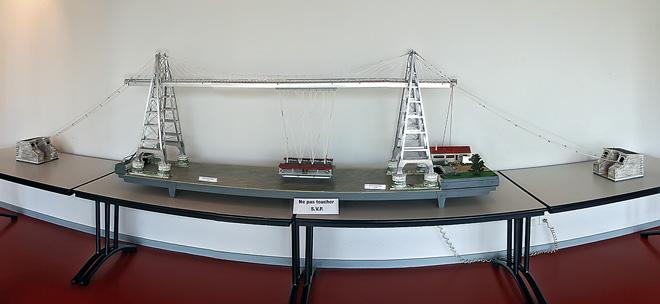 ROCHEFORT / Mer et son transbordeur Maquet10