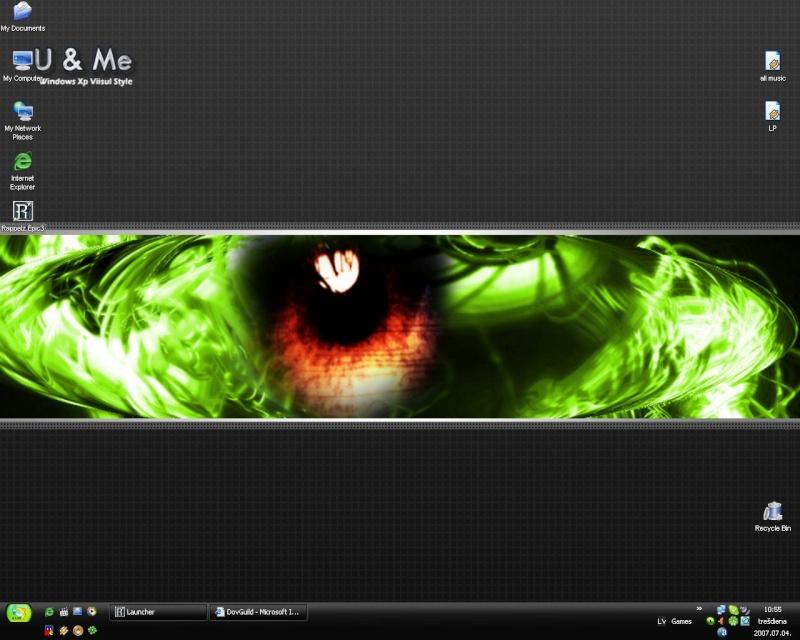 My Sweet New Desktop Untitl10