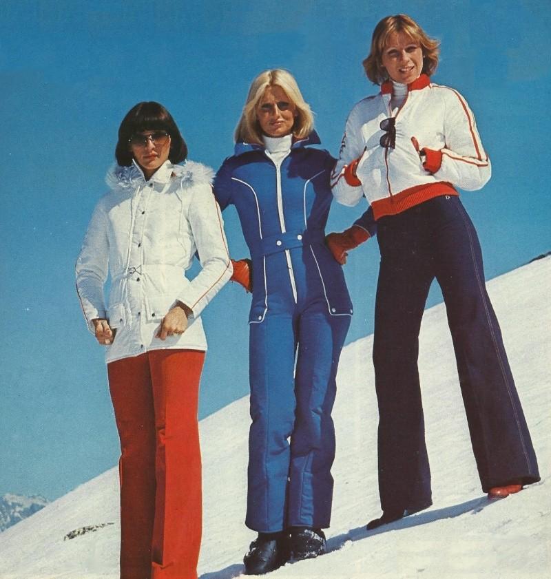 [La séquence nostalgie] Le Ski des années 70 Camif110