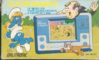 Mes premiers Game and Watch Schtro10