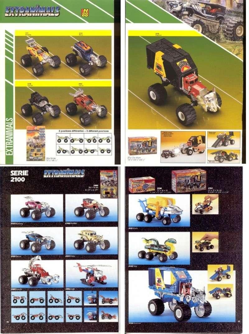 EXTRANIMALS (Majorette) 1988 Copie_11
