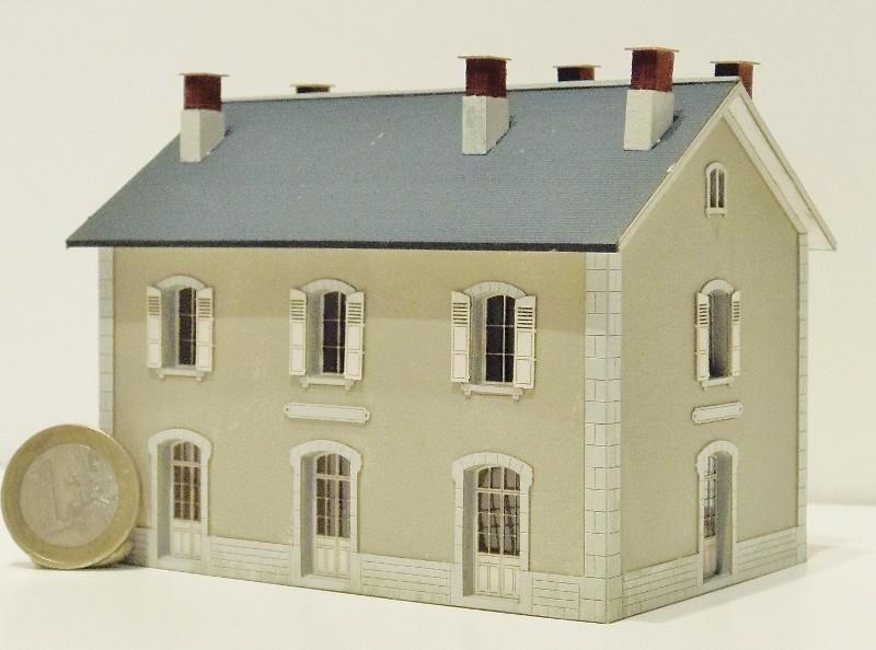 [Architecture & Passion] Productions et nouveautés 1/160 - Ligne des Causses 16040512
