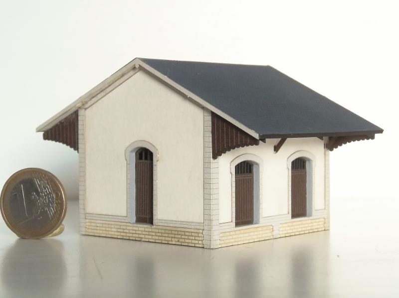 [Architecture & Passion] Productions et nouveautés 1/160 - Ligne des Causses 16040513