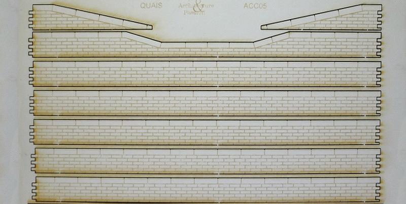 [Architecture & Passion] Productions et nouveautés 1/160 - Ligne des Causses 160acc13