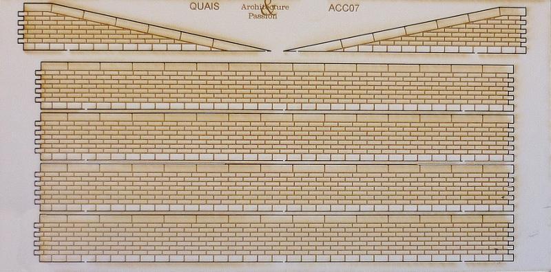 [Architecture & Passion] Productions et nouveautés 1/160 - Ligne des Causses 160acc15