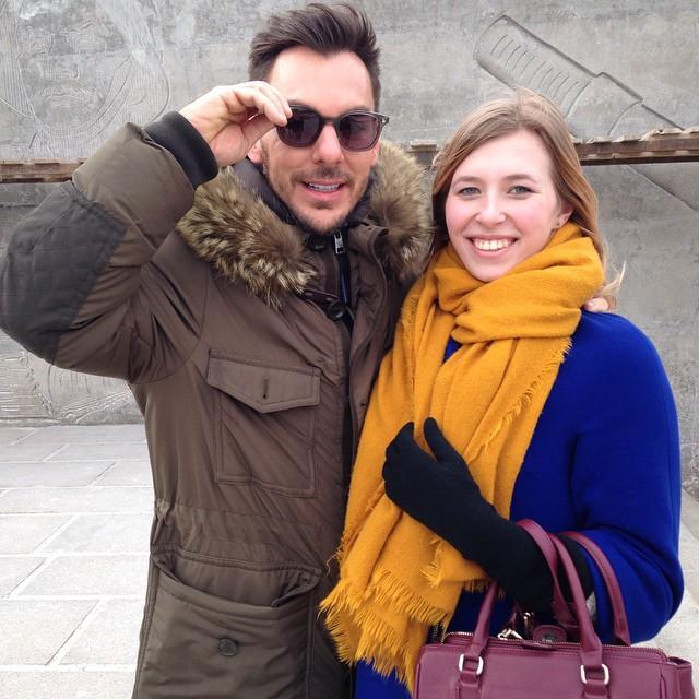 Jared Shannon & Tomo - Candids regroupés @Russie Mars 2015  11049310