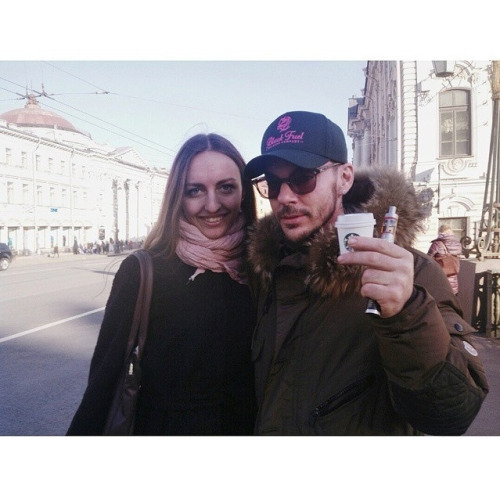 Jared Shannon & Tomo - Candids regroupés @Russie Mars 2015  Tumblr12