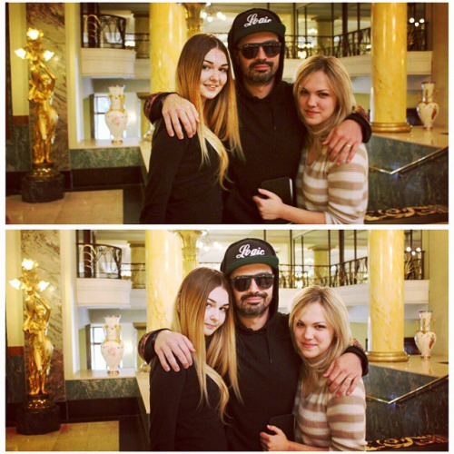 Jared Shannon & Tomo - Candids regroupés @Russie Mars 2015  Tumblr25