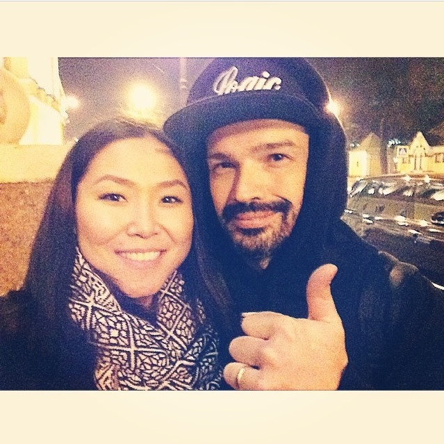 Jared Shannon & Tomo - Candids regroupés @Russie Mars 2015  Tumblr40