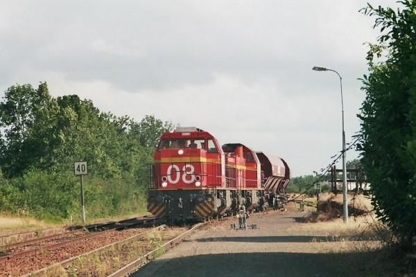 Index de la Ligne Paris - Bordeaux via Saintes Train_10