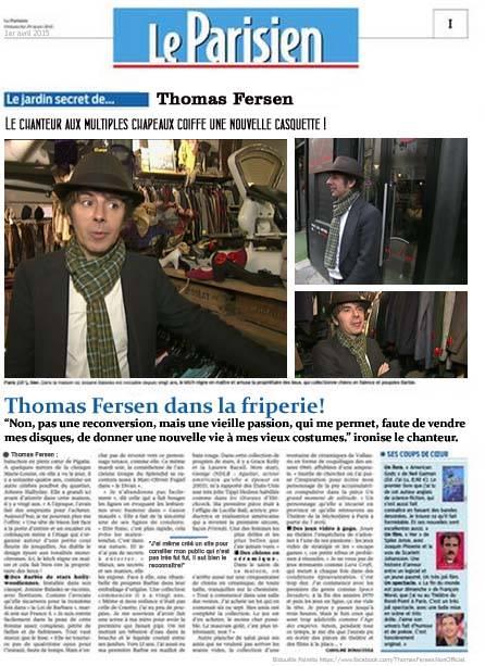 Thomas Fersen dans la fripe ! 11067410
