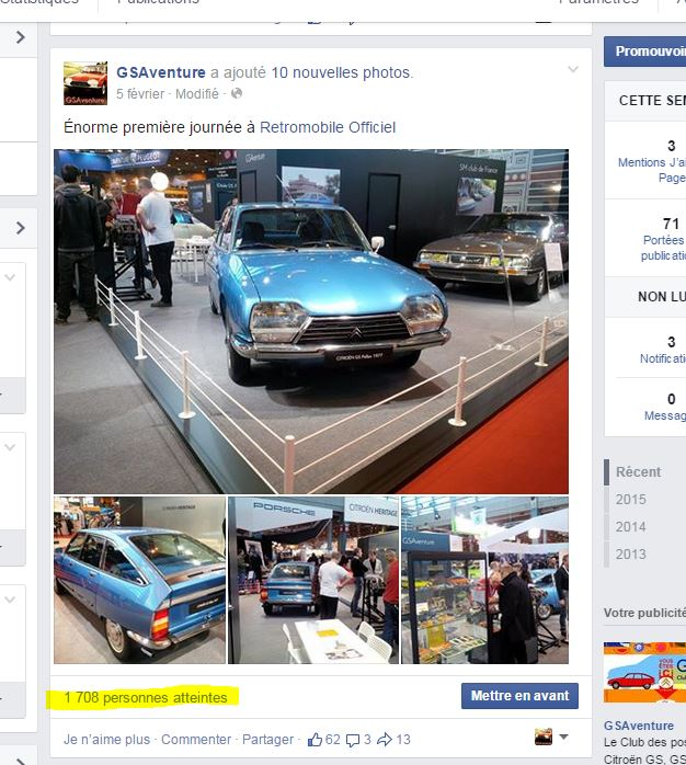 GSAventure sur Facebook 170010