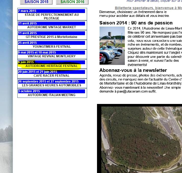 INSCRIPTION 45 ans GS et SM circuit Montlhéry 6 juin 2015  Captur37