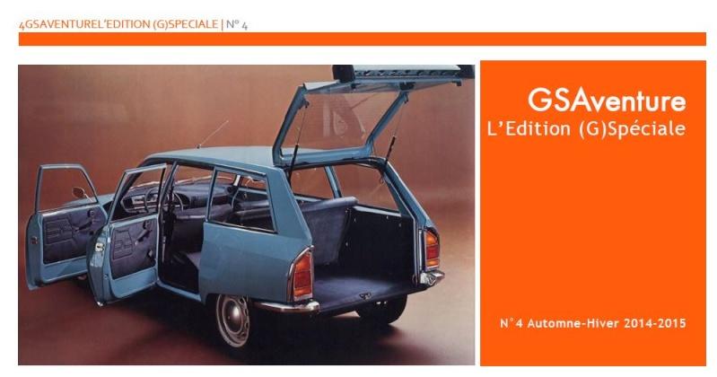 La Newsletter de GSAventure - Page 2 Nwsl411
