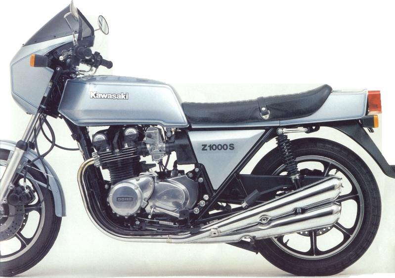 Identification Z2R Kawasa10
