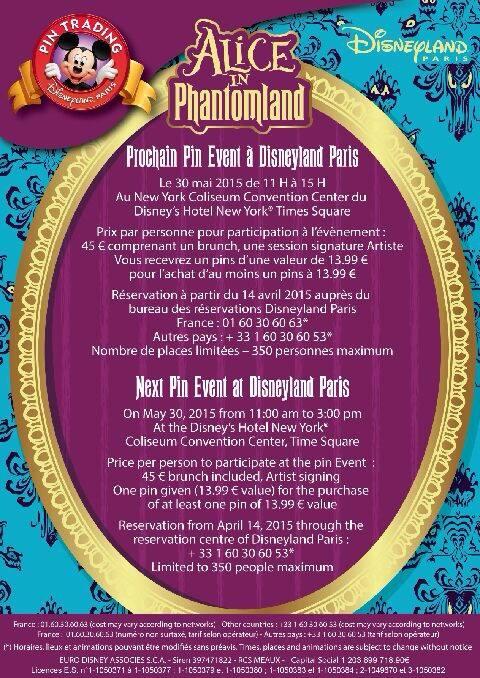 [Pin Trading Event] Alice in Phantomland (30 mai 2015) 11140110