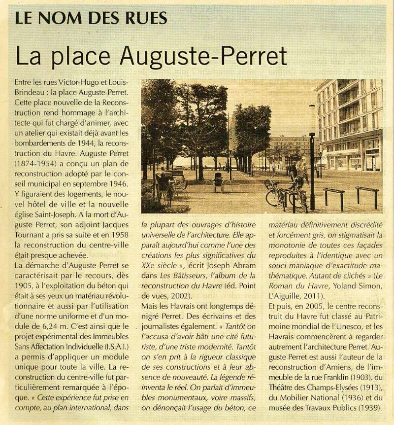 Havre - Le Havre - Place Auguste Perret 2015-035