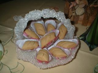 Gâtaux secs à la farine de pois chiches Photo10