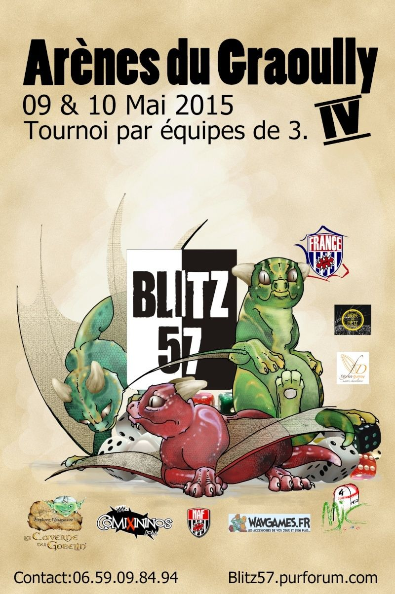[Blood Bowl] Les Arènes du Graoully IV 9-10 Mai 2015 Affich11