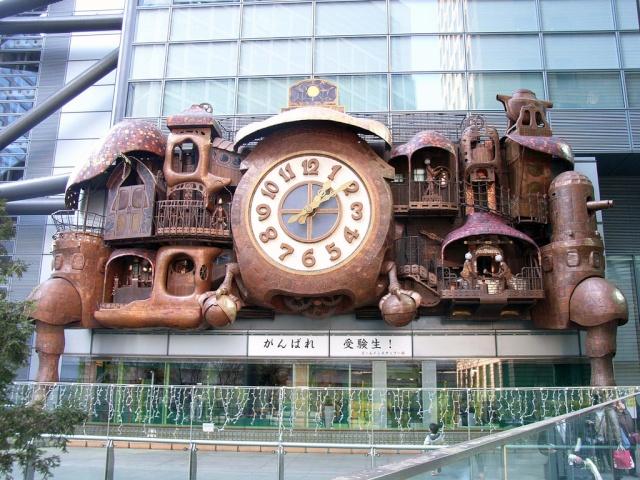 objet sculptural de grande dimension Japan_10