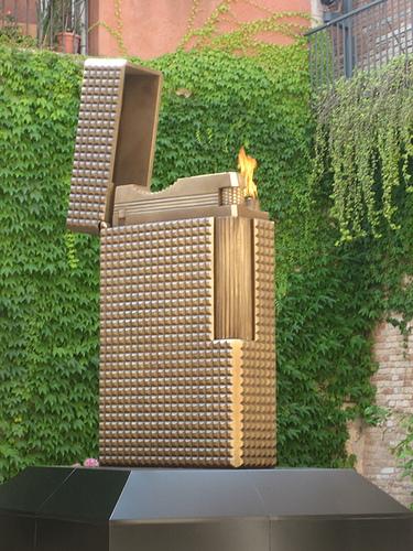 objet sculptural de grande dimension Stefan10