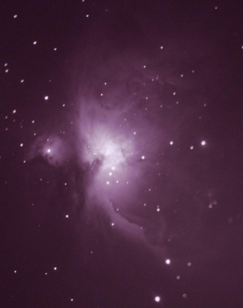 Nébuleuse nébuleuse... M42_re10