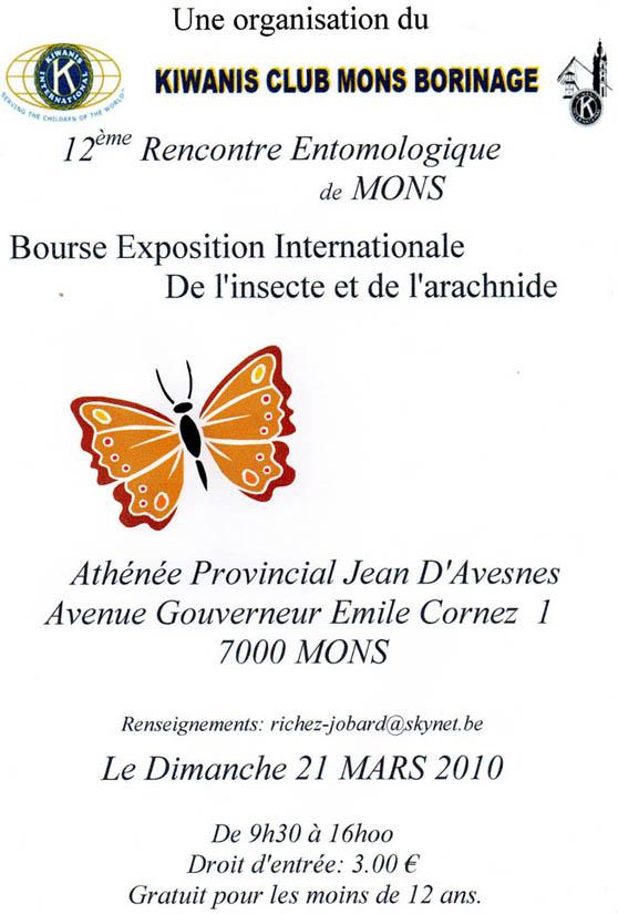 Bourse de Mons. Mons2010